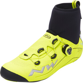 Northwave Flash Arctic GTX Road Shoes Men yellow fluo